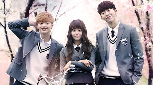 Korean Drama Review Who Are You School 2015 Little Miss Janine